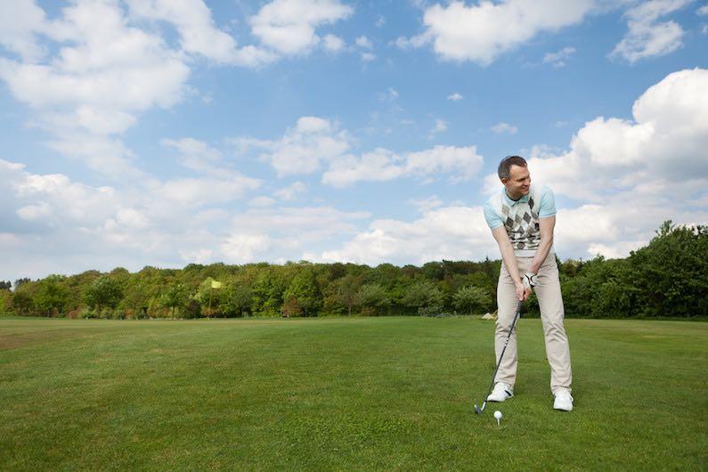 Golf Anfänger FDG